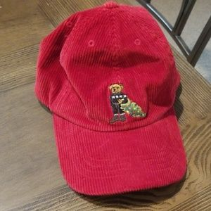Kids Polo Hat